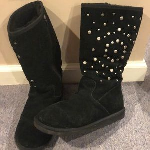 Studded ugg boots- limited edition